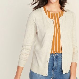 Old Navy button-front cardigan